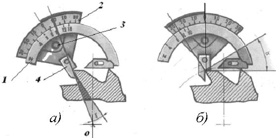 Измерение параметров фрезы